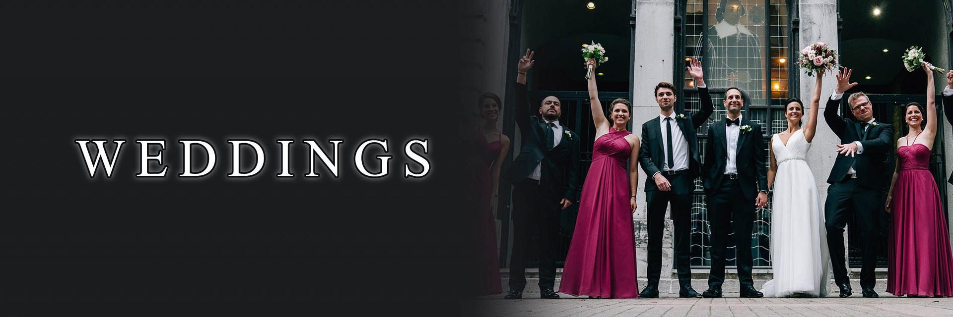 Dave WEDDINGS